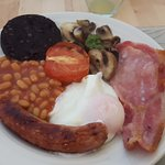A proper full British Breakfast