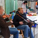 Music at the market