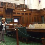 Our guide at the despatch box in the House of Representatives