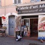 Galerie d'art Sylvie Adaoust de Sanary-sur-mer