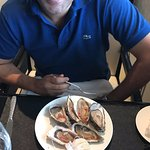 My colleague was over the moon with all you can eat quality oysters!