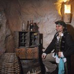 Howell Davies - meet the infamous crew at Pirate's Quest in Newquay