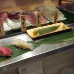 Photo of Standing Sushi Bar Uohgashi Nihonichi Shimbashi Hibiyaguchi