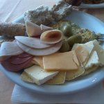 Fromage & chercuterie