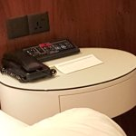 Bedside light control centre