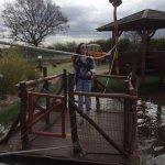 On the raft!