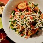 Pad Thai en table d'hôte
