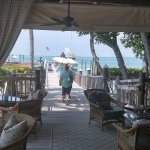 Foto de The Dining Room at Little Palm Island