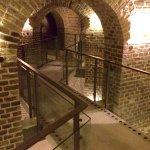 Die Flure im ehemaligen Wasserturm sind ein Erlebnis