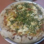 Pomodoro Formaggio pizza