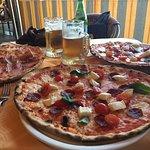 My delicious pizza