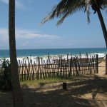Strand und Liegebereich