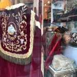 Lots of ornate clothing and accessories!