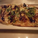 The pear and prosciutto flatbread is amazing!!