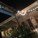 Apolline from the outside