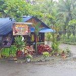 Closest restaurant, 3 minutes walk. Really tasty Caribbean cuisine!