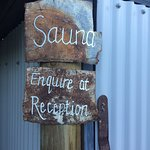 The Karoo sauna