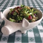 We make all of our fresh deli salads from scratch!