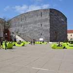 Photo of MuseumsQuartier Wien