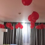 Birthday surprise from NH Collection hotel team