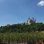 belle partie de Lyon