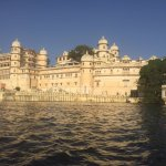 A view from lake Pichola