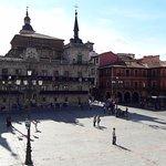 Sin duda, la plaza es un puro espectáculo. Belleza e historia.