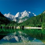 lakes Jasna - triglav national park