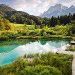 lakes Zelenci