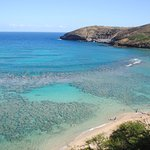 Hanamau Bay lookout