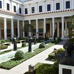 Getty Villa, Courtyard