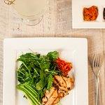 Kale Chicken Salad