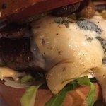 Blue cheese Wagyu Burger