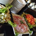 Dinner Buffer Salads