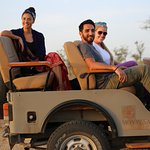 Jeep & village safari