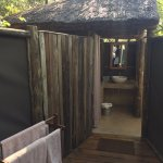 Ensuite outdoor bathrooms (fully-equipped)