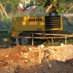 Construction machines that keep you up all day long