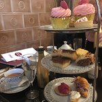 Cup Tea Lounge Glasgow