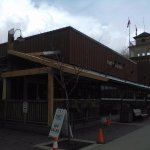 Fort Pub & Grill building in Fort Langley