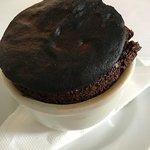 inesquecível soufflé de chocolate
