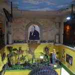 Main area with a tribute to Robert L. Ripley