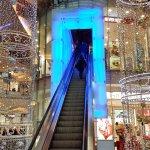 Different escalator