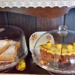 Simnel cake for Easter and Bakewell Slices!