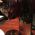 $120 Pinot Noir tasted good enough to satisfy a white wine drinker. This is a great place to cel