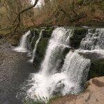 Four Waterfalls Walk