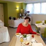 Photo de Hotel Cristina