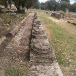 Antikes Olympia (Archaia Olympia) Foto