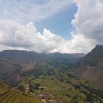Hermoso paisaje del valle!