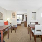 Newly renovated Double Suite.