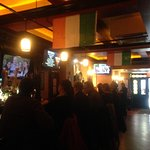 Interior pic of Pes & Pints...